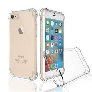 Clear iPhone Case for 11 Pro Max Hybrid Shockproof